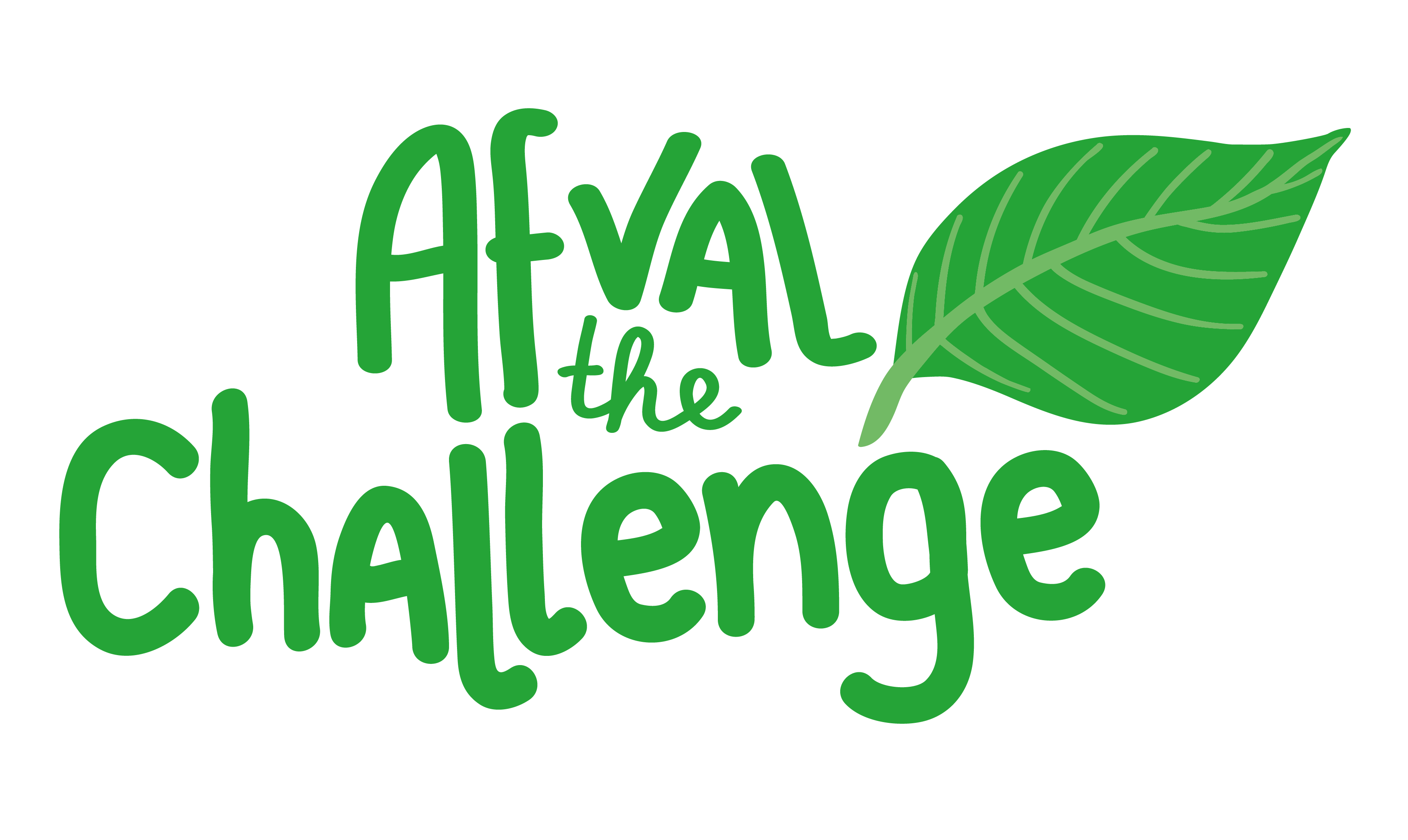 Logo Afval the Challenge